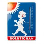Solstickan termometer